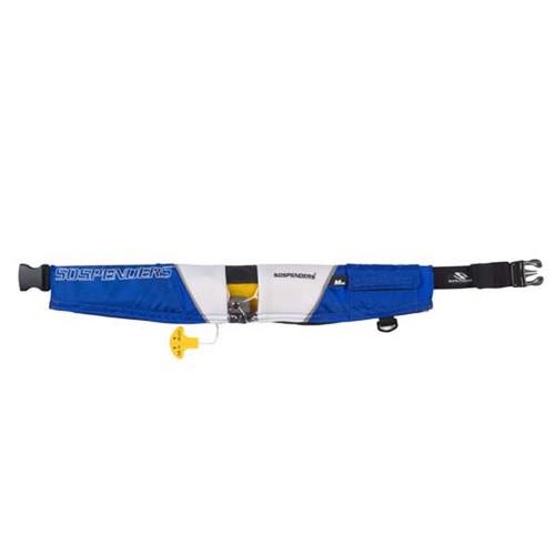 Stearns Inflatable Manual Flotation Belt, 16 Grams, Navy