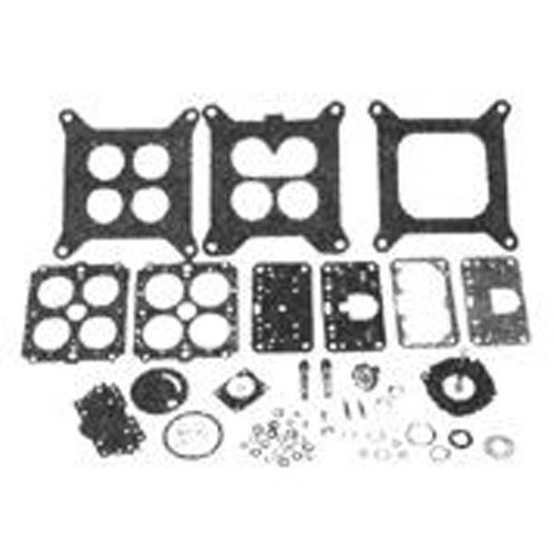 Holley 4 bbl Carburetor Repair Kit - Mercury - Mercruiser 1396-5238