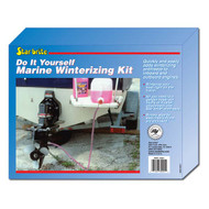Do-It-Yourself Boat Winterizing Kit