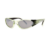 Bomber KCGRN5 K-Bombs Floating Kids Sunglasses Green/Mirror Lens