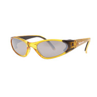 Bomber KCY5 K-Bombs Floating Kids Sunglasses Yellow/Mirror Lens