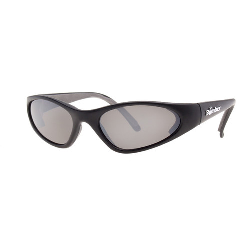 Bomber KMB5 K-Bombs Floating Kids Sunglasses Black/Mirror Lens