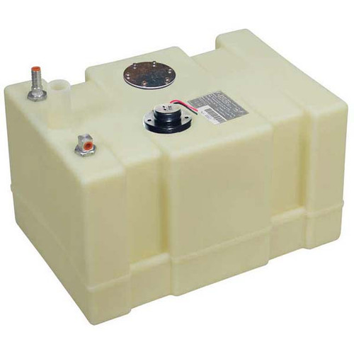 Moeller 12 Gallon Below Deck Permanent Marine Fuel Tank