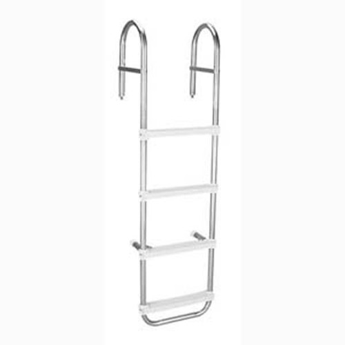 Garelick 4 Step Pontoon Boarding Ladder