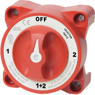 Blue Sea Systems e-Series Boat Battery Switch Selector 4 Position