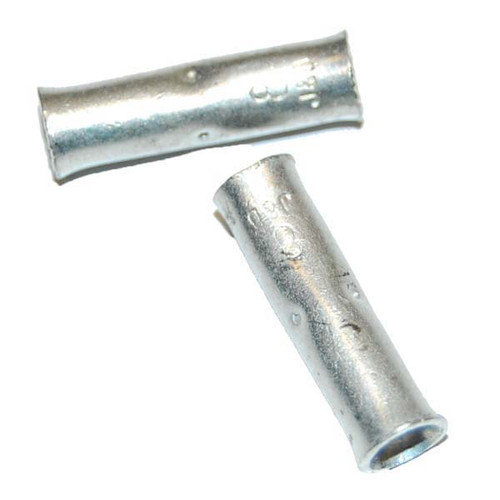 Ancor 4 Gauge Marine Tinned Copper Heavy Duty Butt Connectors
