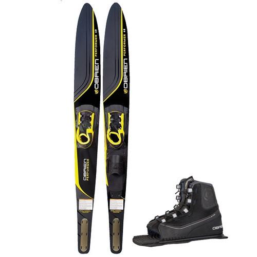 O'Brien 2181104 Performer Pro Combo Skis w/ Avid Bindings