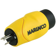 Marinco Adapter 30A Female to 15A Male