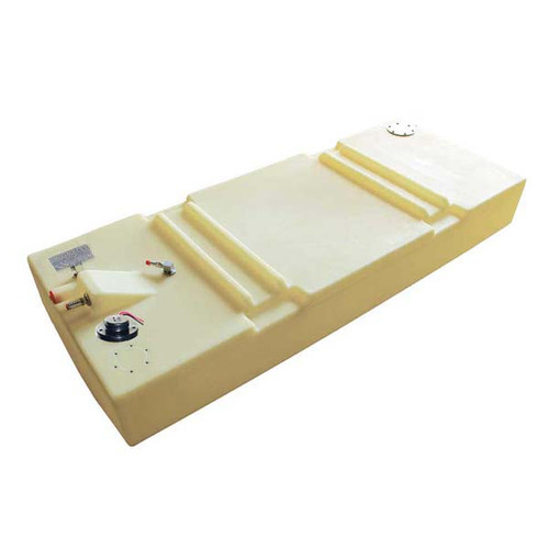 Moeller 60 Gallon Belly Style Marine Fuel Tank