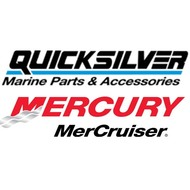Decal-Bezel-Stbd, Mercury - Mercruiser 37-827289