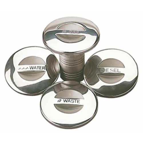 Sea Dog Stainless Steel Free Deck Fill - Gas