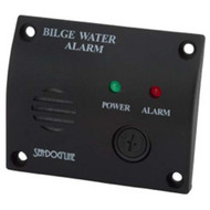 Sea Dog Boat Bilge Water Alarm Panel