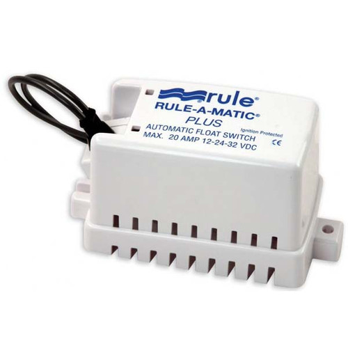 Rule-A-Matic Plus Automatic Bilge Pump Float Switch