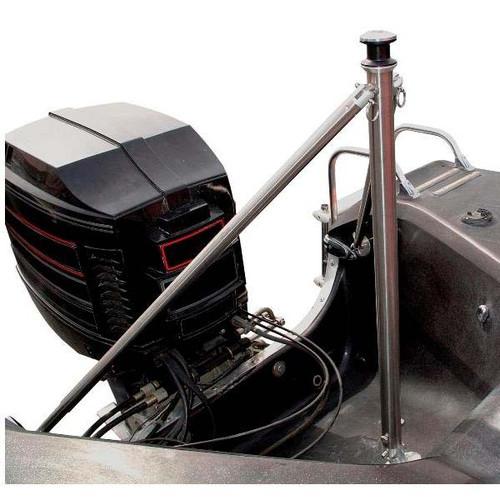 Barefoot International Pro Deck Master Adjustable Pylon for Boats