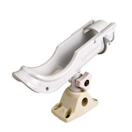 Attwood Rod Holder W/Side Mount White
