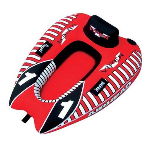 "Airhead ""Viper"" Towable Tube 1 Rider"