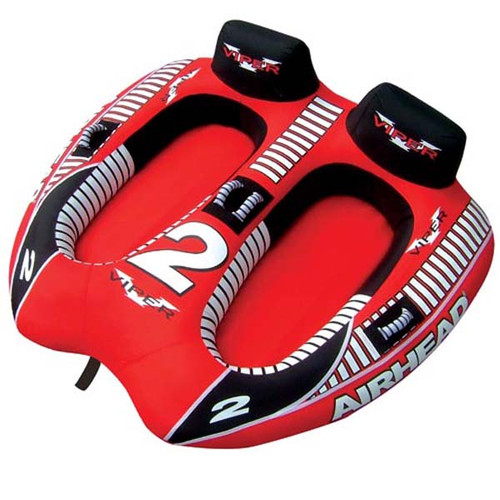 Airhead Viper 2 Two Person Towable Ski Tube