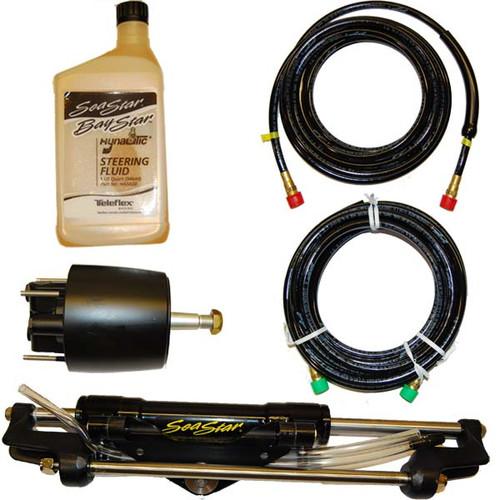 SeaStar HK6318A Hydraulic Steering Kit 18'