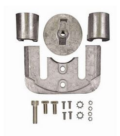 Sierra 18-6160A Bravo Ii & Iii Anode Kit (Aluminum) Replaces 888761Q03