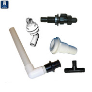 TH Marine Bait Tank Plumbing Kit