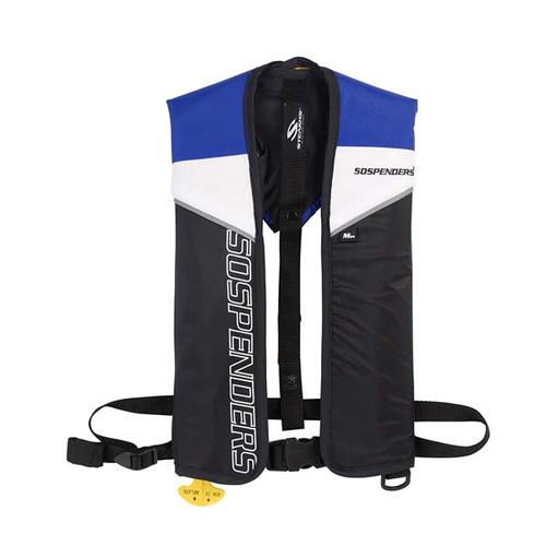 Sospenders Ultra Inflatable Manual Blue