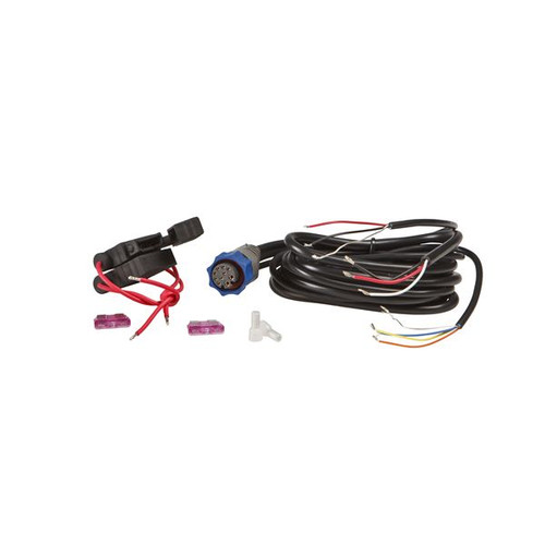 Lowrance PC-26BL Power Cable 99-98