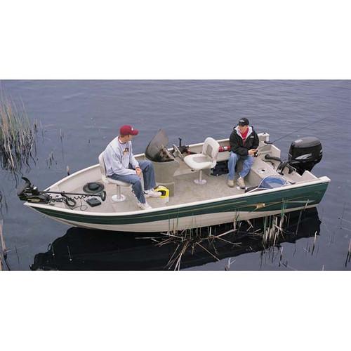 Aluminum fishing boat cover 12 14 39 wholesale marine for Best aluminum fishing boat