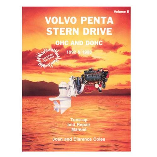 VOLVO STERN DRIVE'92-'93*