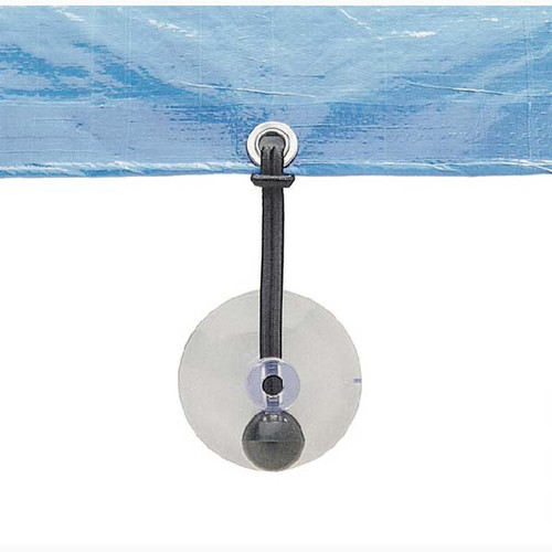 Airhead Suction Cup Boat Cover Tie Downs