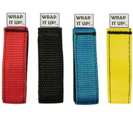 "Airhead ""Wrap It Up"" - Single 12"" Hook & Loop Cord Strap"