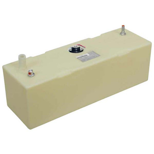 Moeller 13 Gallon Below Deck Permanent Marine Fuel Tank