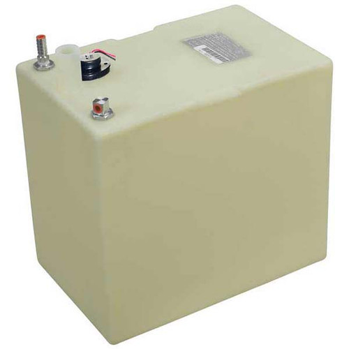 Moeller 14 Gallon Below Deck Permanent Marine Fuel Tank