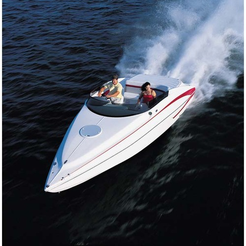 Ski Boat Outboard Boat Cover-   17.5-18.4Ft