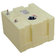 Moeller 15 Gallon Below Deck Permanent Marine Fuel Tank