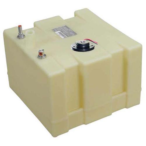 Moeller 15 Gallon Below Deck Permanent Marine Fuel Tank