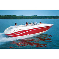 "V-Hull Outboard Extended Platform 20'5'' to 21'4'' Max 102"" Beam"