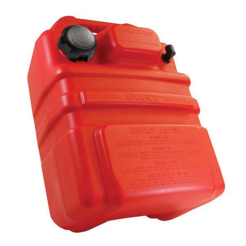 Stackable 6 Gallon Portable Fuel Tank