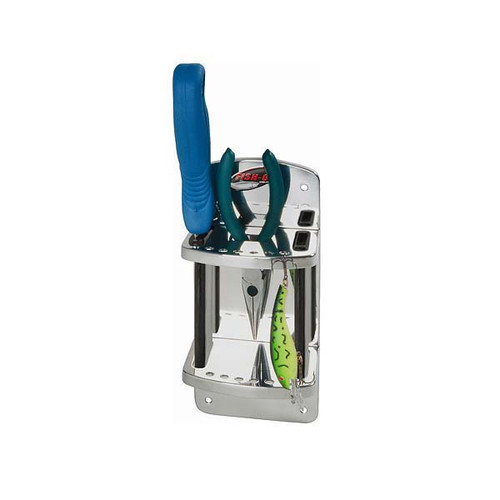 Tempress Stainless Knife & Pliers Caddy
