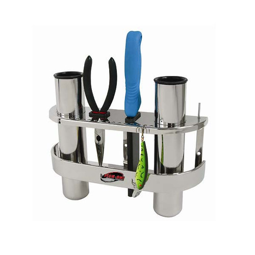 Tempress Stainless Double Rod Holder