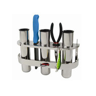 Tempress Stainless Triple Rod Holder