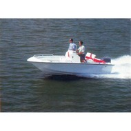 "V-Hull Bay Boat 21'5"" to 22'4"" Max 102"" Beam"