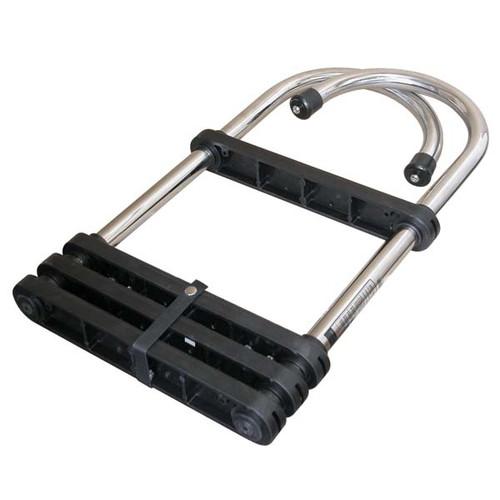 JIF Removable Telescoping Pontoon Ladder