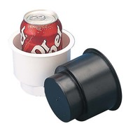 Combo Recessed Drink Holder For Insulated Beverage Wrap