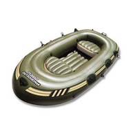 Solstice Inflatable Fishing Boat
