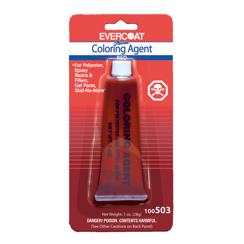 Coloring Agent for Polyester and Epoxy