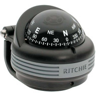 Ritchie Trek Tr-31 Marine Compass -Black
