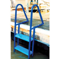 Tie Down Dock Ladder 4 Step