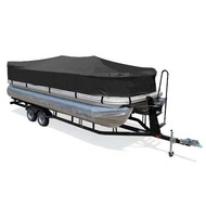 Pontoon (Playpen) Boat Cover -  25.1 - 26.0Ft