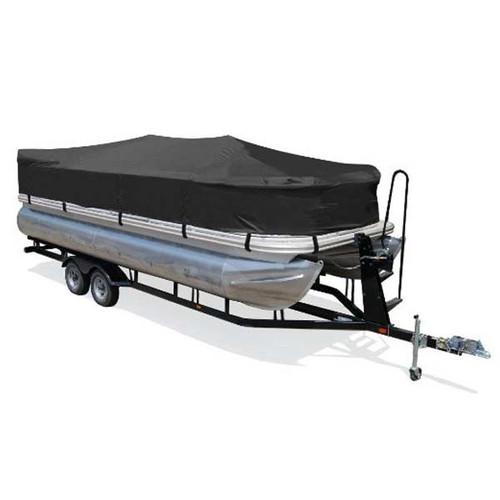 Pontoon (Playpen) Boat Cover -  25.1 - 26.0Ft