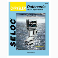 Seloc Service Manual Chrysler Outboards 1962-1984